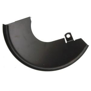 "RH Lower Brake Disc Shield - Mini 8.4"" Disc, '84 on"