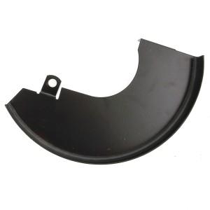 "LH Lower Brake Disc Shield - Mini 8.4"" Disc, '84 on"