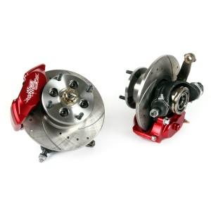 """8.4"""" Alloy 4 Pot Disc Brake Assembly"""