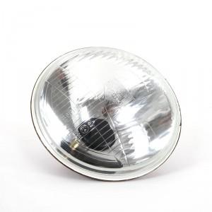 Lucas Mini Headlight LHD Euro bulb