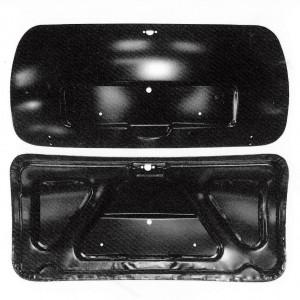Mini MK1 Boot Lid - Open Frame