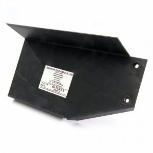 Subframe Rear Mounting Repair Panel - RH