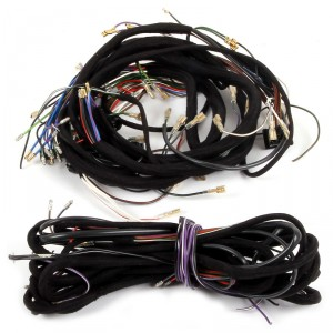 Braided Wiring Loom - Mk1 Mini Van/Traveller
