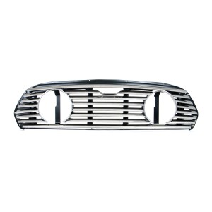 Rover Mini Cooper Grille inc Spotlamp Holes - External Release