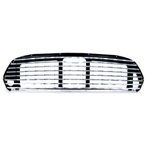 Chrome Wavy Grille - External Release 1969-96