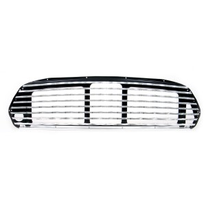 Chrome Wavy Grille - Internal Release 1997-01