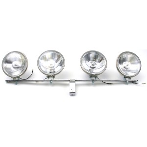 Works Style Lamp Bar Kit with loom
