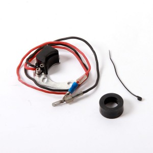 Mini Electronic Ignition - LUCAS 45D4 distributor