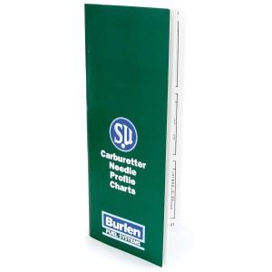 SU Carburettor Needle Chart Book