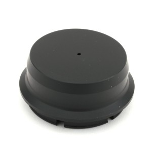Rear Hub Grease Cap - Alloy