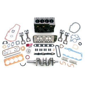 1293cc Stage 3 Mini Engine Kit