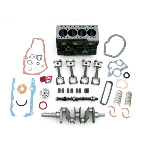1293cc SPI Stage 2 Mini Short Engine Kit