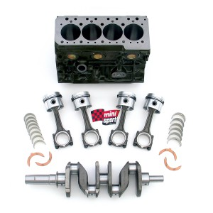 1293cc Stage 2 Mini Half Engine Kit