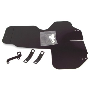 Engine Splash Guard Cover Kit inc Brackets and Clips