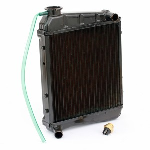 Radiator - 2 Core SuperCool - High flow - inc sender 1992-96