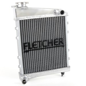 Alloy Radiator - 2 Core Mini 1959-92