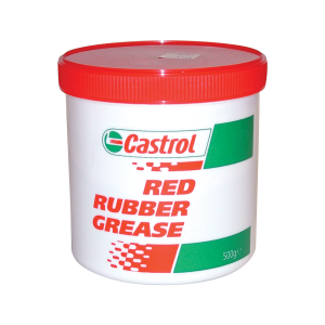 Castrol Red Rubber Grease - 500gm