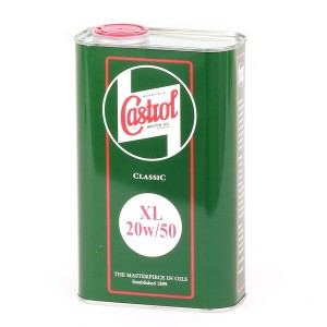 Castrol Oil - XL20w50 ( 1 Ltr)