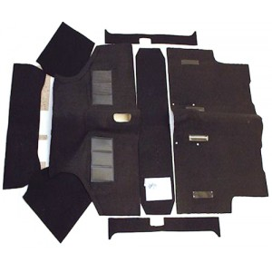 Deluxe Carpet Set - Mini Clubman Estate - 73-80