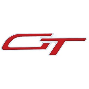 Clubman GT Grille Badge