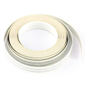Twin Side Pinstripe Decals - Silver - Cooper Sport