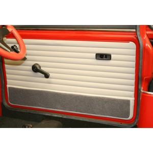 Monte Carlo Door Panels - Carpet Kick Panel - Mini 70 on