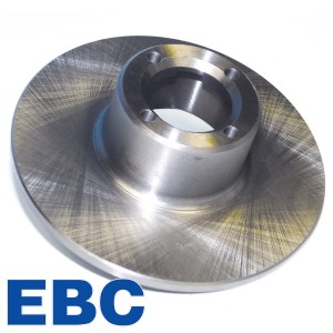 "8.4"" EBC Brake Discs - Pair - Mini '84on"