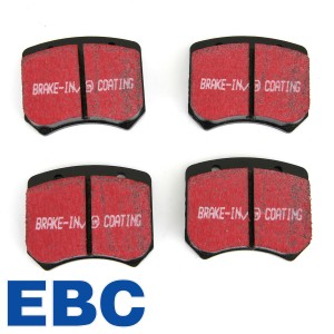 "Standard Brake Pad Set - Mini 7.5"" Disc"