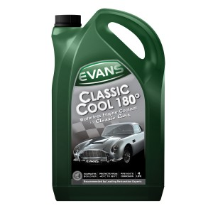 Evans Classic Cool Waterless Coolant - 5 Litres