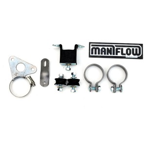 "2"" Side Exit Exhaust Fitting Kit"