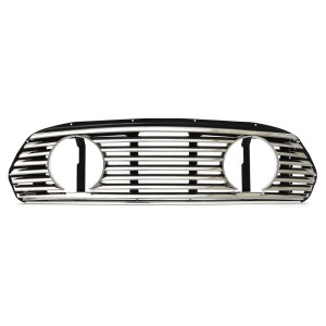 Rover Mini Cooper Grille inc Spotlamp Holes and Spotlamps - Internal Release