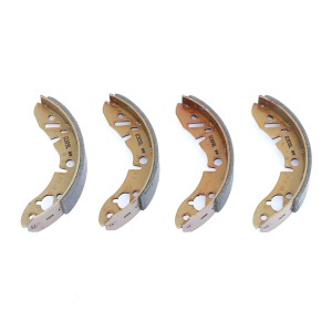 Brake Shoe set - Mini front Mintex