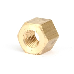 Exhaust Manifold Brass Nut - Short type