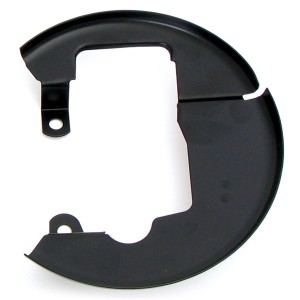 "LH 8.4"" Brake Disc Shield - Mini '84on"