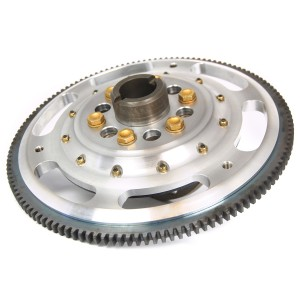 KAD Alloy Flywheel - 2.8kg - Pre-engaged ring gear