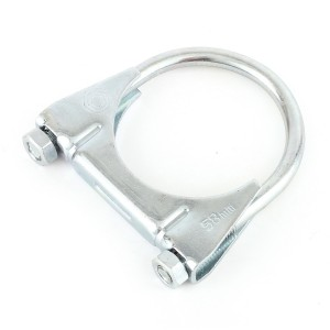 Exhaust U Clamp - 57mm