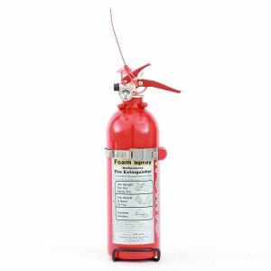 Lifeline Fire Extinguisher - Hand Held - 1.0litre - MSA