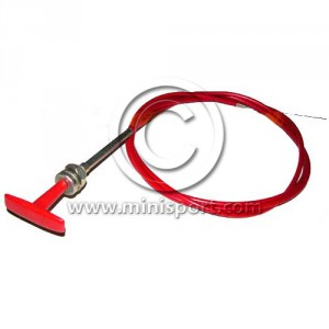 3m Fire Extinguisher Pull Cable - Mechanical System