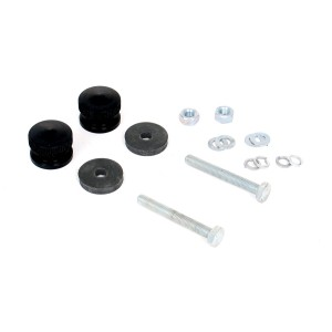 Black Grille Button Kit
