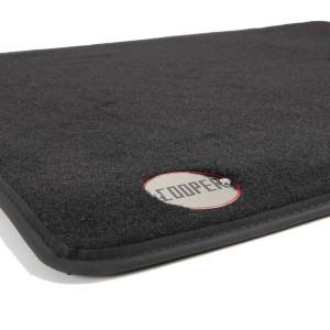 Cooper Super Luxury Carpet Mat Set