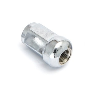 Chrome Wheel Nuts - Radius Type