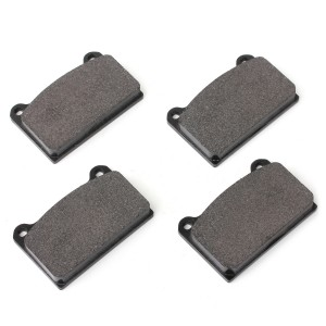 Brake Pad Set - Mini Sport Alloy Caliper- Carbon Metallic