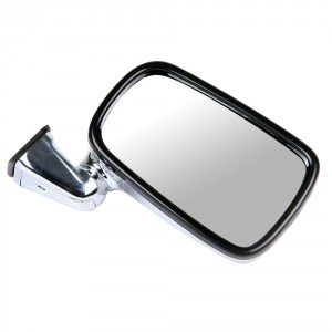 Cooper Style Right Hand Chrome Mirror