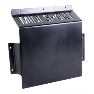 Sump Guard - Steel - Mini Sport