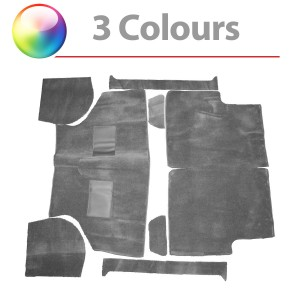 Deluxe Carpet Set