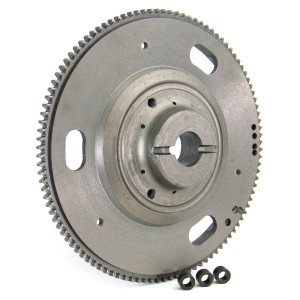 Reconditioned Flywheel - Lightened and Balanced - pre Verto 1959-82
