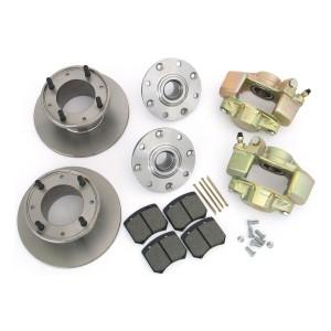 12 to 10 Brake Caliper Conversion Kit - AP Calipers