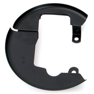 "RH 8.4"" Brake Disc Shield - Mini '84on"