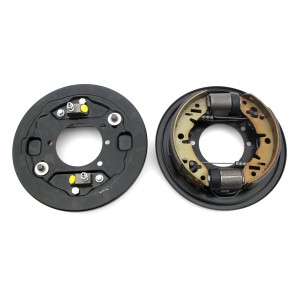 Front Drum Brake Assemblies - Mini 1959-84