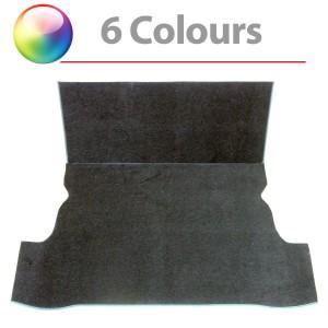 Rear Load Area Carpet 2 Piece - Mini Traveller 66 on
